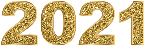 Celebrate 2021 Clipart Colors PNG Image