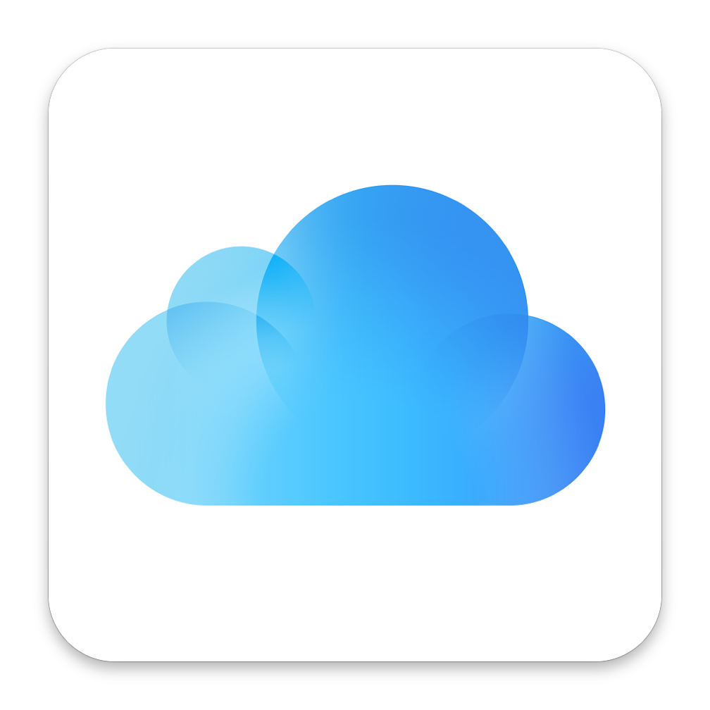 Apple Icons Ios Icloud Mail Calendar PNG Image