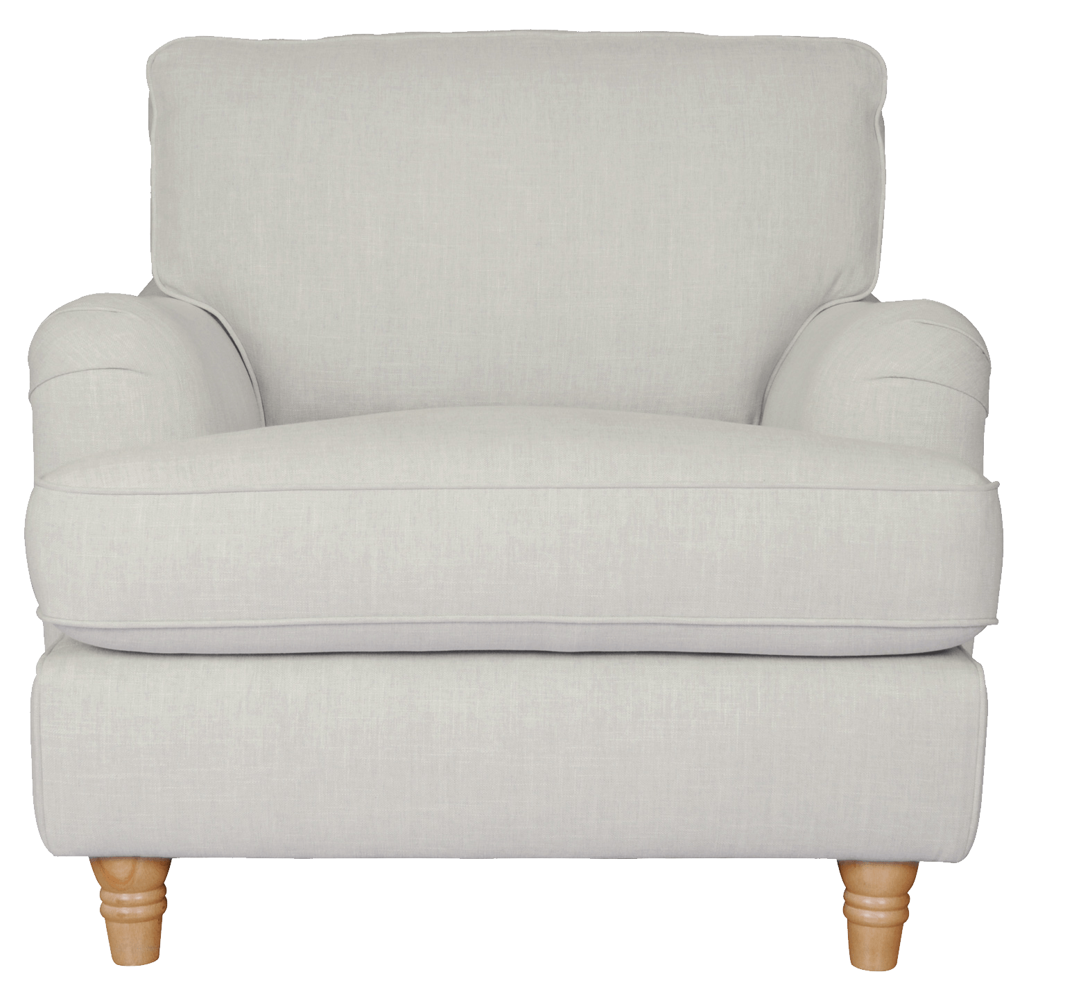 Download White Armchair Image HQ PNG Image