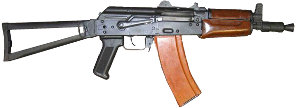 Aksu Russian Assault Rifle Png PNG Image