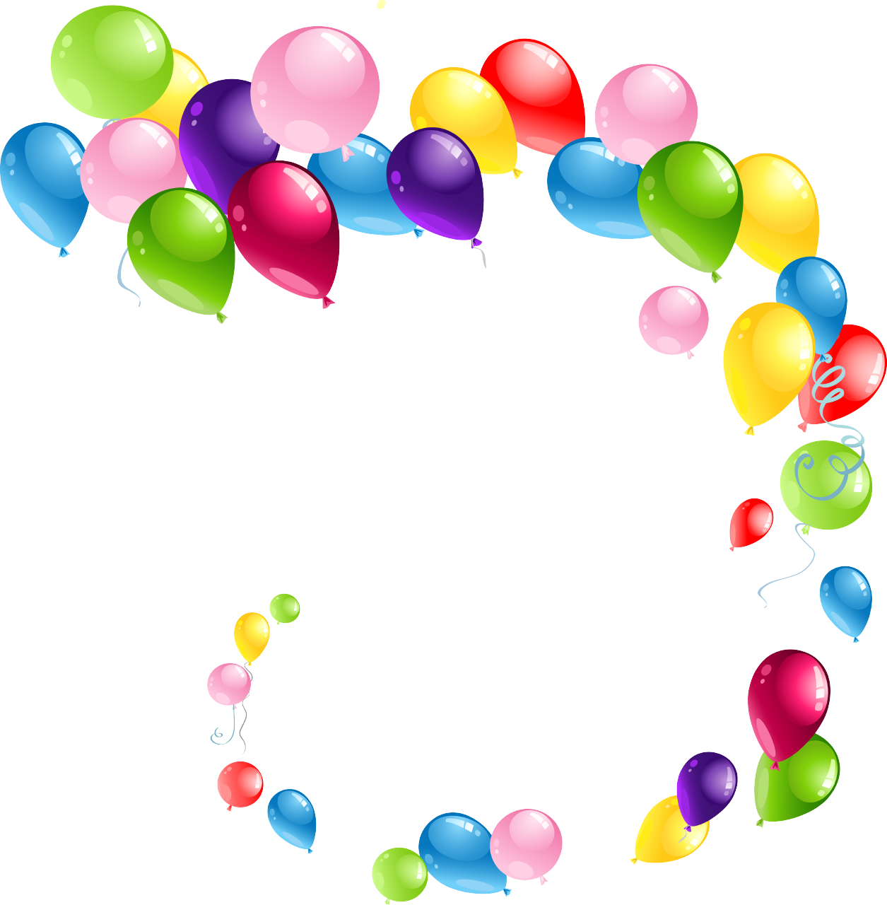 Download Balloons Png 6 HQ PNG Image