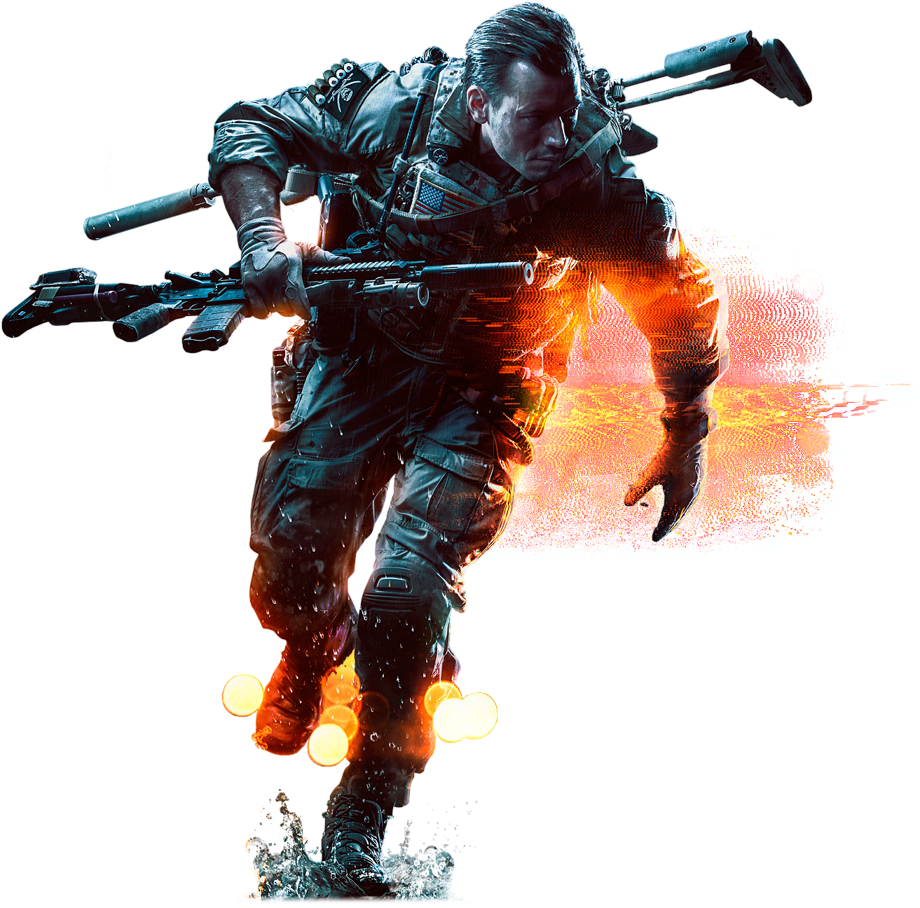 Battlefield Transparent PNG Image