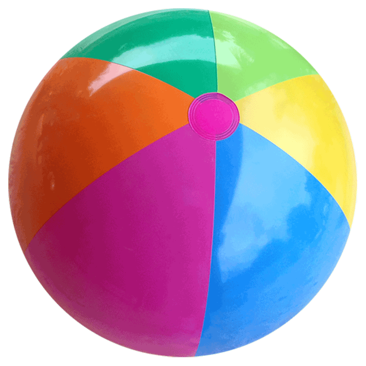 Download Beach Ball Picture Hq Png Image Freepngimg