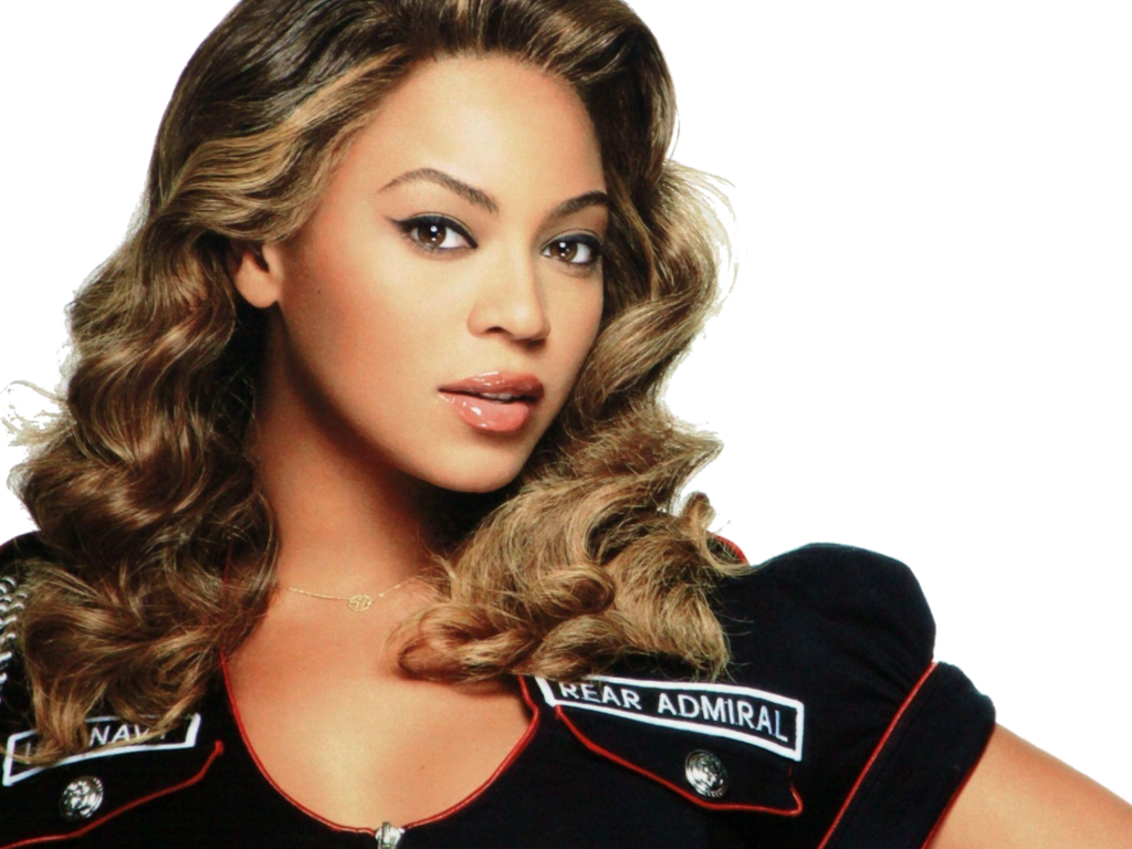 Download Beyonce Transparent HQ PNG Image