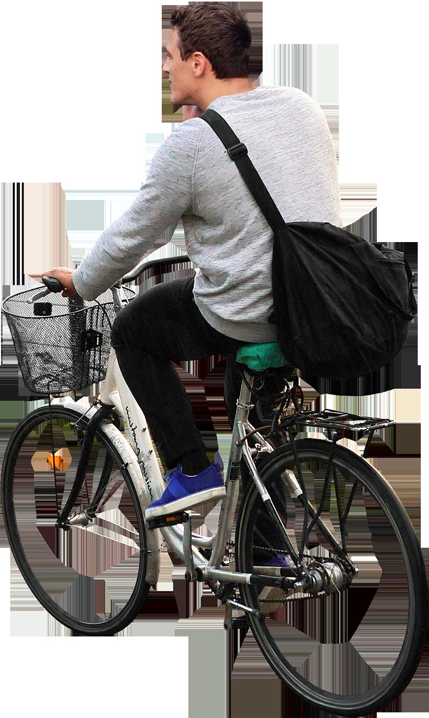 Download Bike Ride Transparent Background HQ PNG Image ...