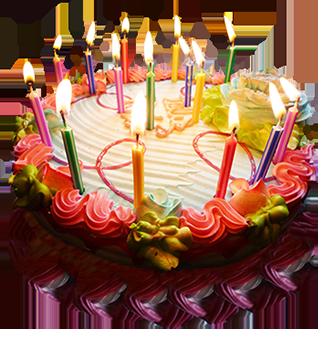Birthday Cake Download Png PNG Image