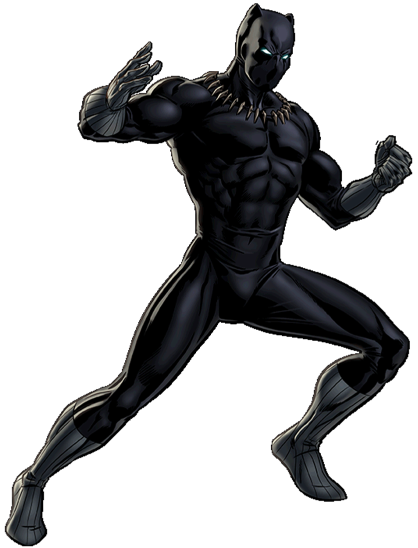 download black panther free download png hq png image