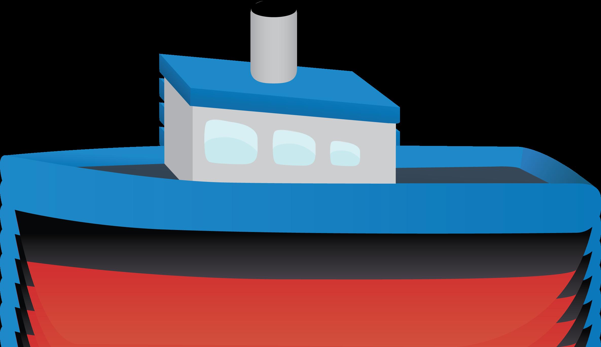20762 Transportation Boat Clip Art on Fish Emoji