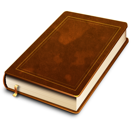 Book Icon PNG Image