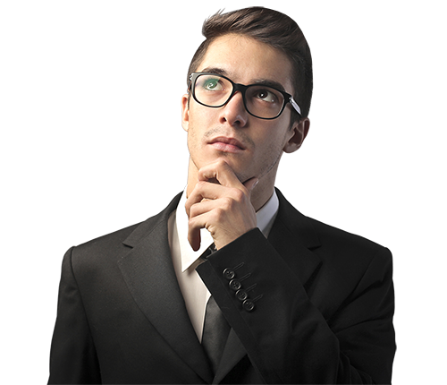 Young Businessman PNG Image