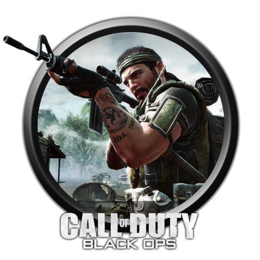Download Free Call Of Duty Black Ops Transparent Background Icon
