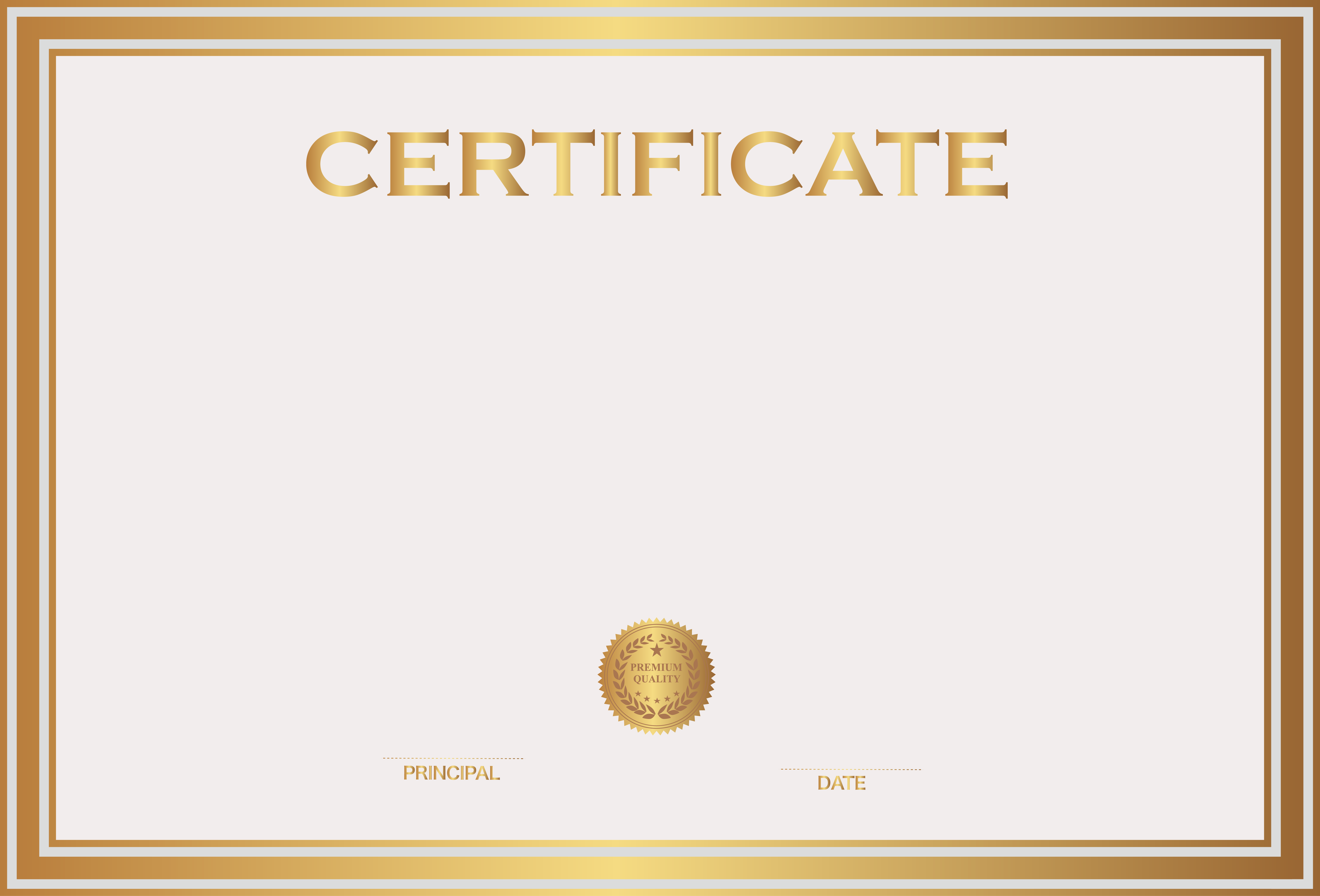 Download certificate template free png image hq png image freepngimg certificate template free png image png image yadclub Images