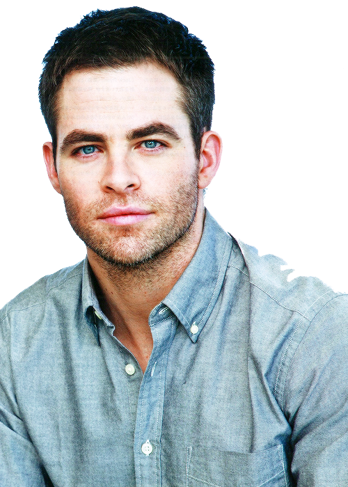 Chris Pine Photos PNG Image
