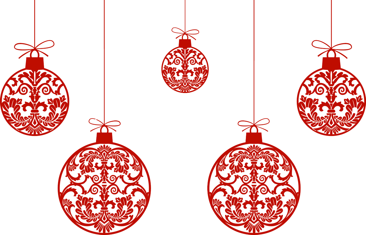 Download Christmas Ornaments HQ PNG Image | FreePNGImg