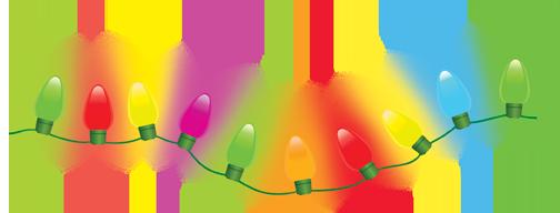 christmas lights high quality png png image - Christmas Light Strands