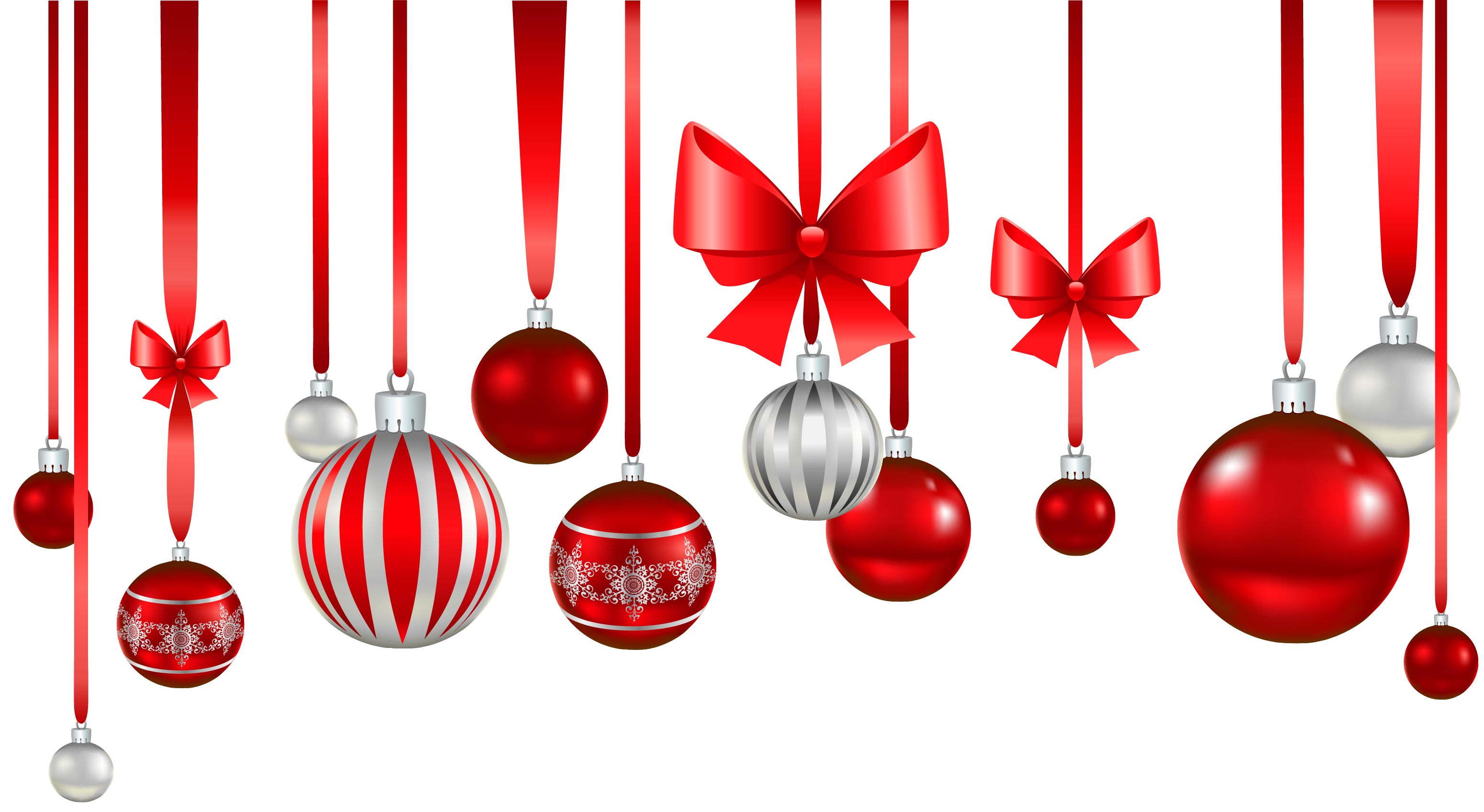Christmas Ornament Transparent Png Image