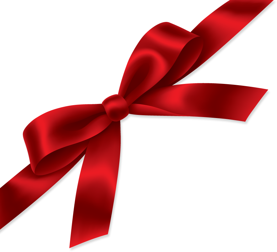 Download Christmas Ribbon Png Hd HQ PNG Image | FreePNGImg