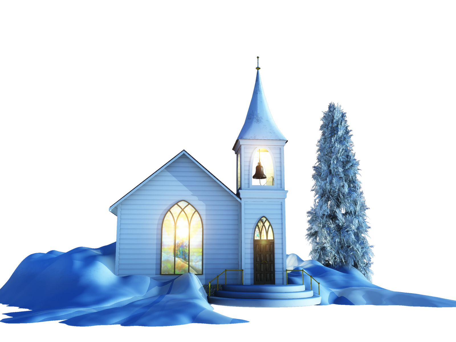 Church Png File PNG Image