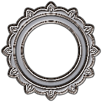 Circle Frame Transparent Picture PNG Image