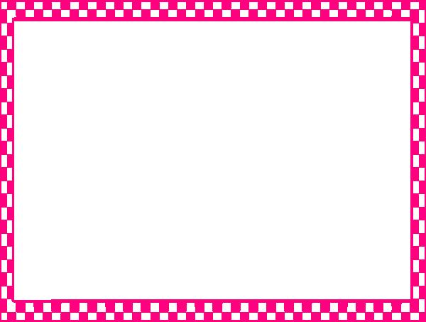 Download Free Pink Border Frame ICON favicon | FreePNGImg