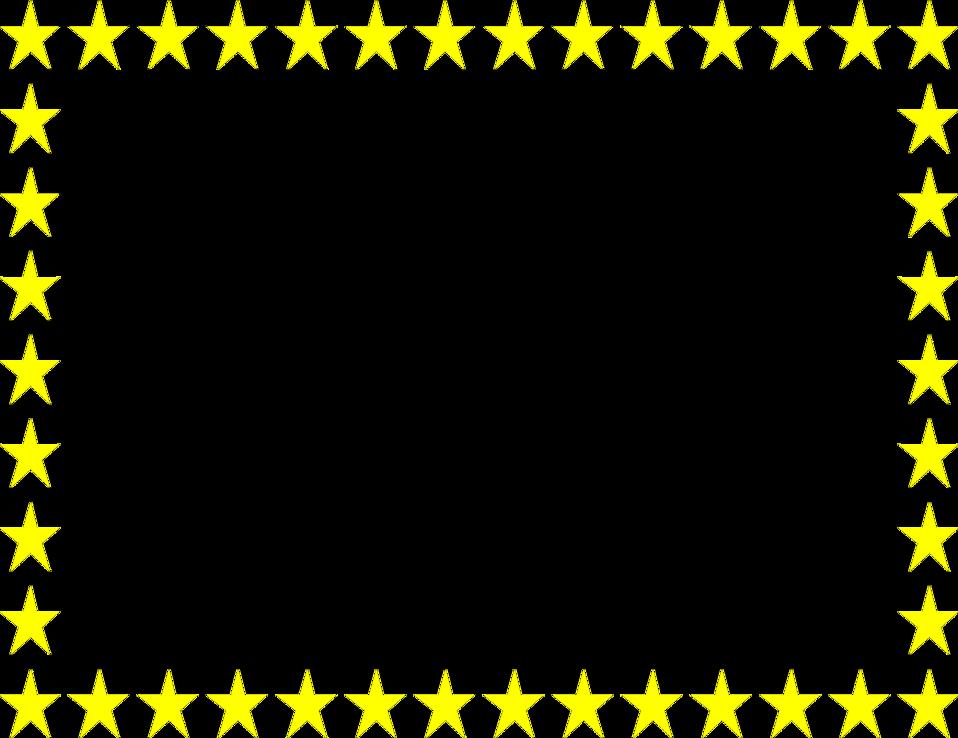 Download Yellow Border Frame HQ PNG Image   FreePNGImg