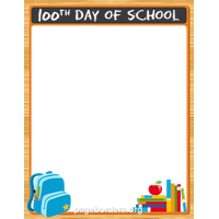 School Border Image Free Download PNG HQ PNG Image