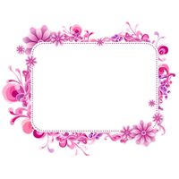 Girly Border Photos PNG Image High Quality PNG Image