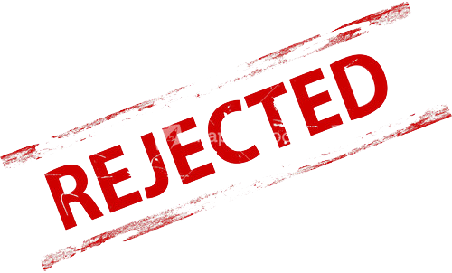 Denied Stamp Free Download Png PNG Image