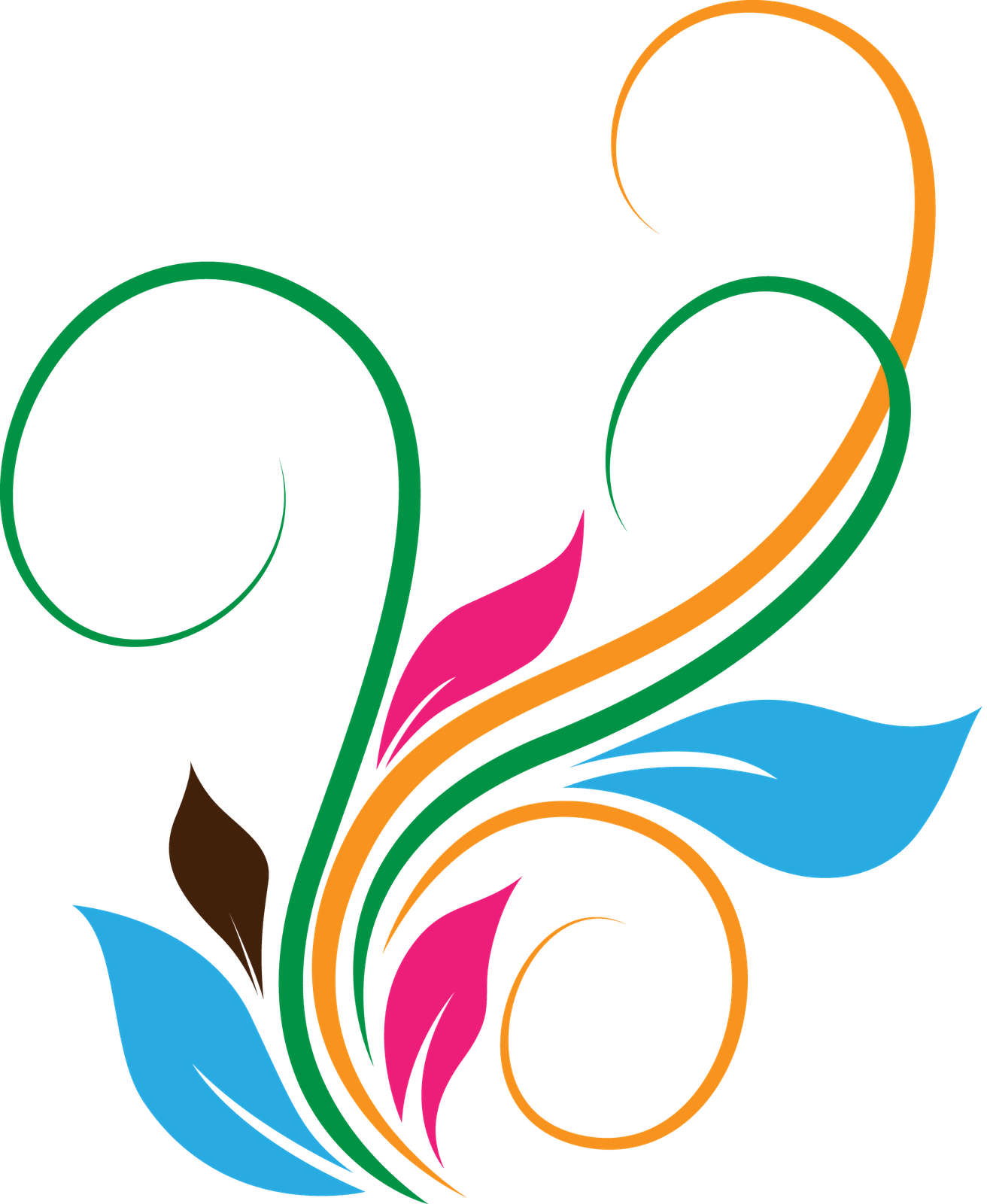 download design clipart hq png image freepngimg single swirl line clip art Line Dividers Clip Art