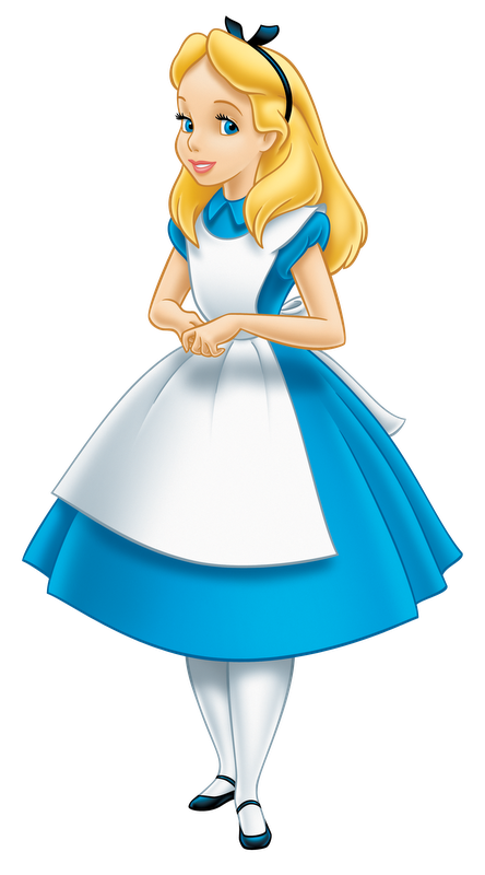 Alice In Wonderland Free Download PNG Image