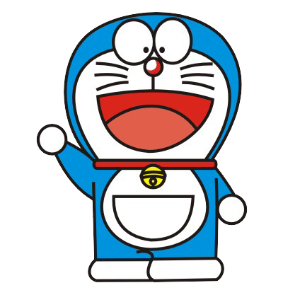 download doraemon image hq png image freepngimg Grizzly Bear Claws Clip Art Bear Claw Designs