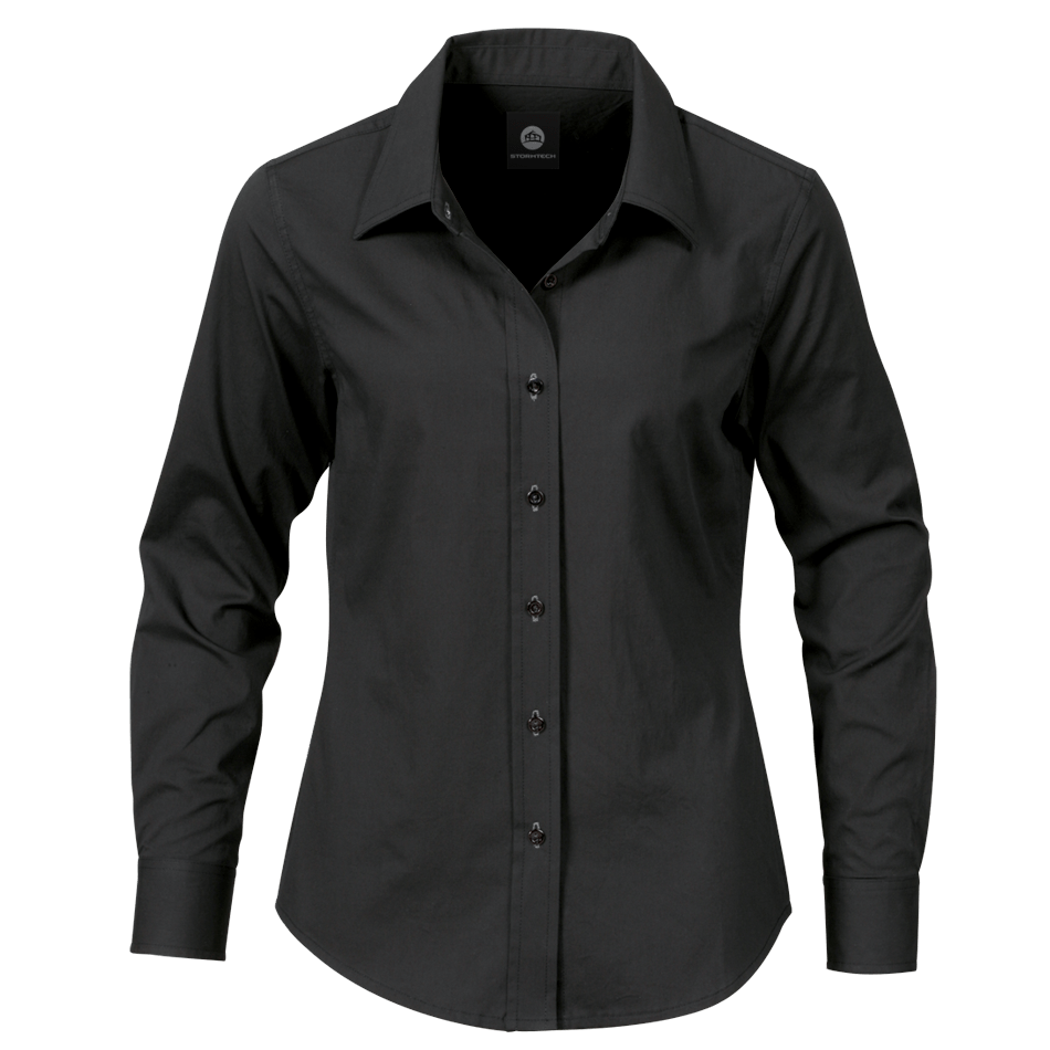 Black Dress Shirt Png Image PNG Image
