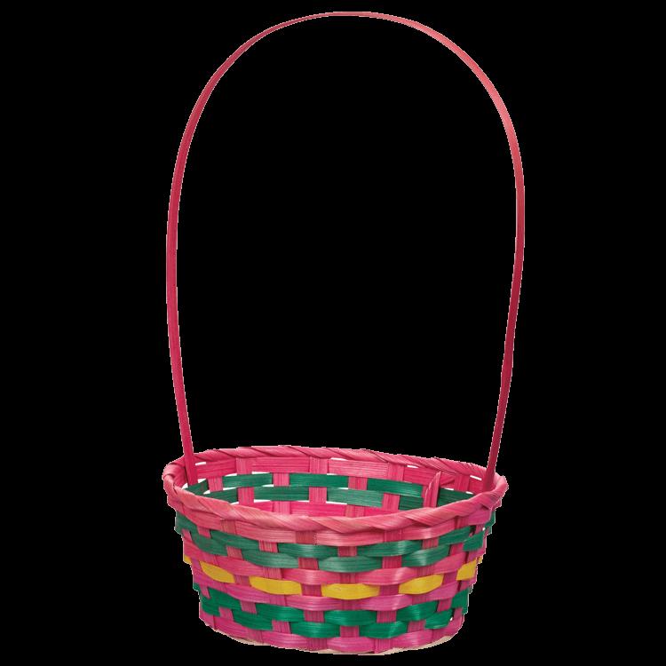 Download Empty Easter Basket Transparent Background HQ PNG ...