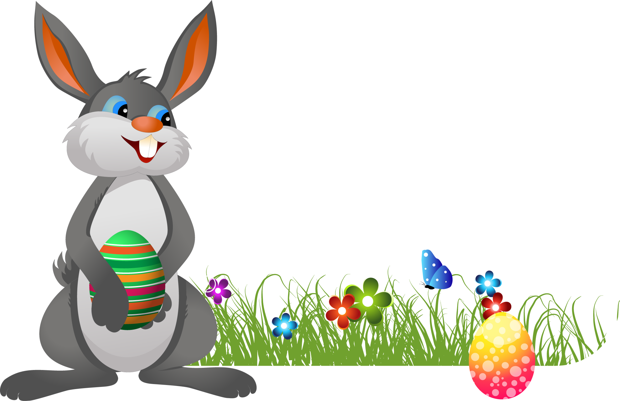 Download Easter Bunny HQ PNG Image