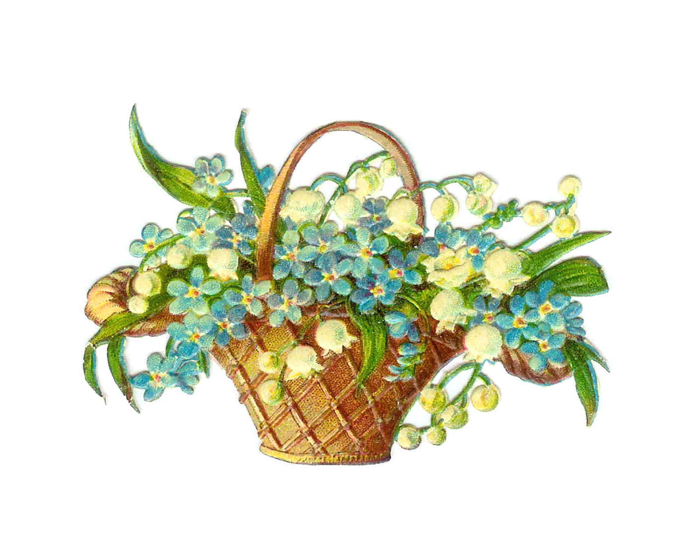 Easter Flower Download Png PNG Image