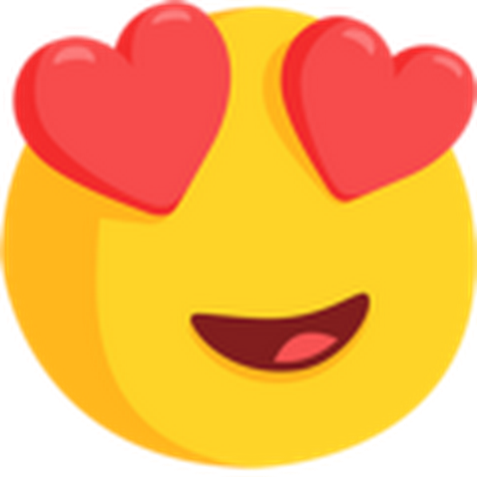 Emoticon Heart Sticker Messenger Facebook Emoji PNG Image