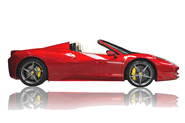 Ferrari Transparent PNG Image