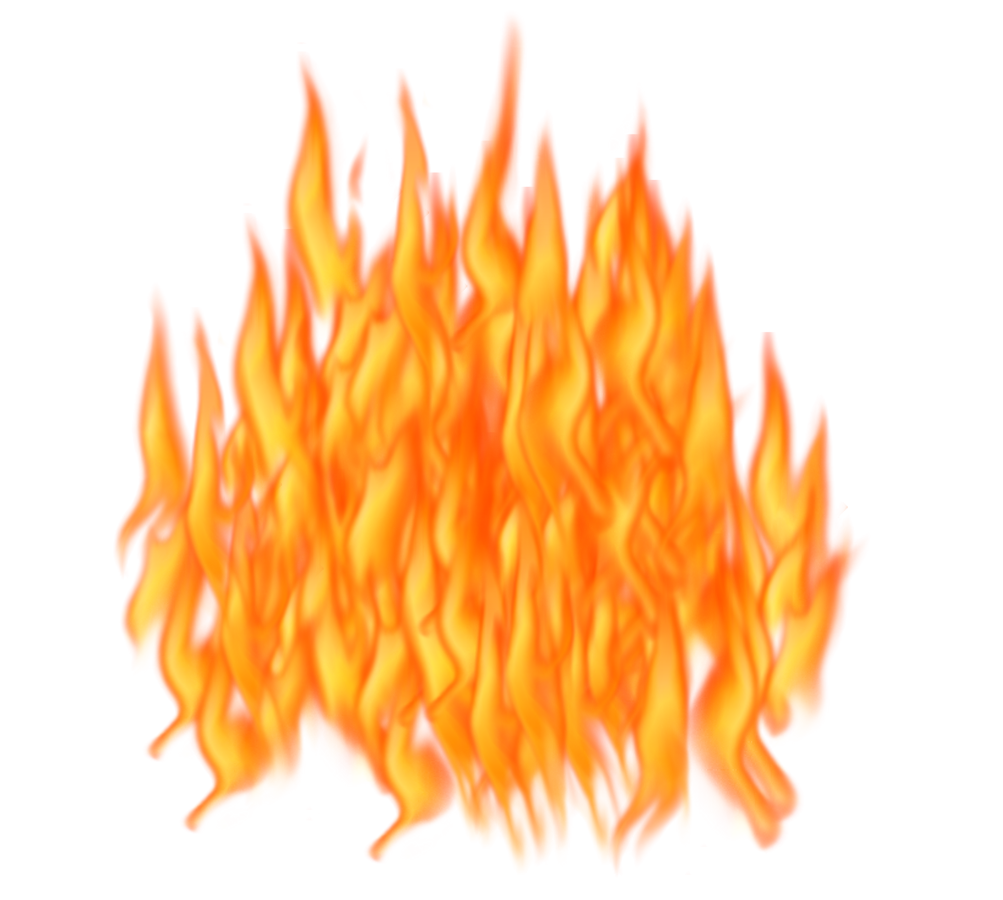 Fire Clipart PNG Image