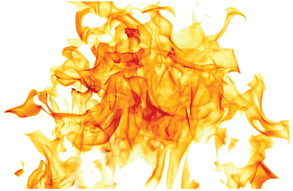 Download PNG Image   Fire Smoke Clipart 720