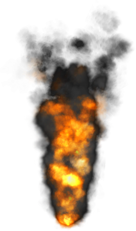 Download PNG Image   Fire Smoke 597