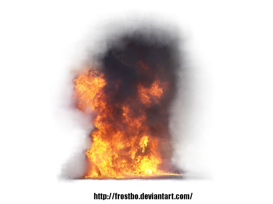 Fire Smoke Transparent Image PNG Image