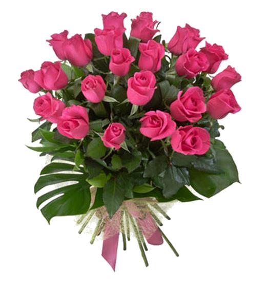 Download pink roses flowers bouquet picture hq png image - Decorer un vase transparent ...