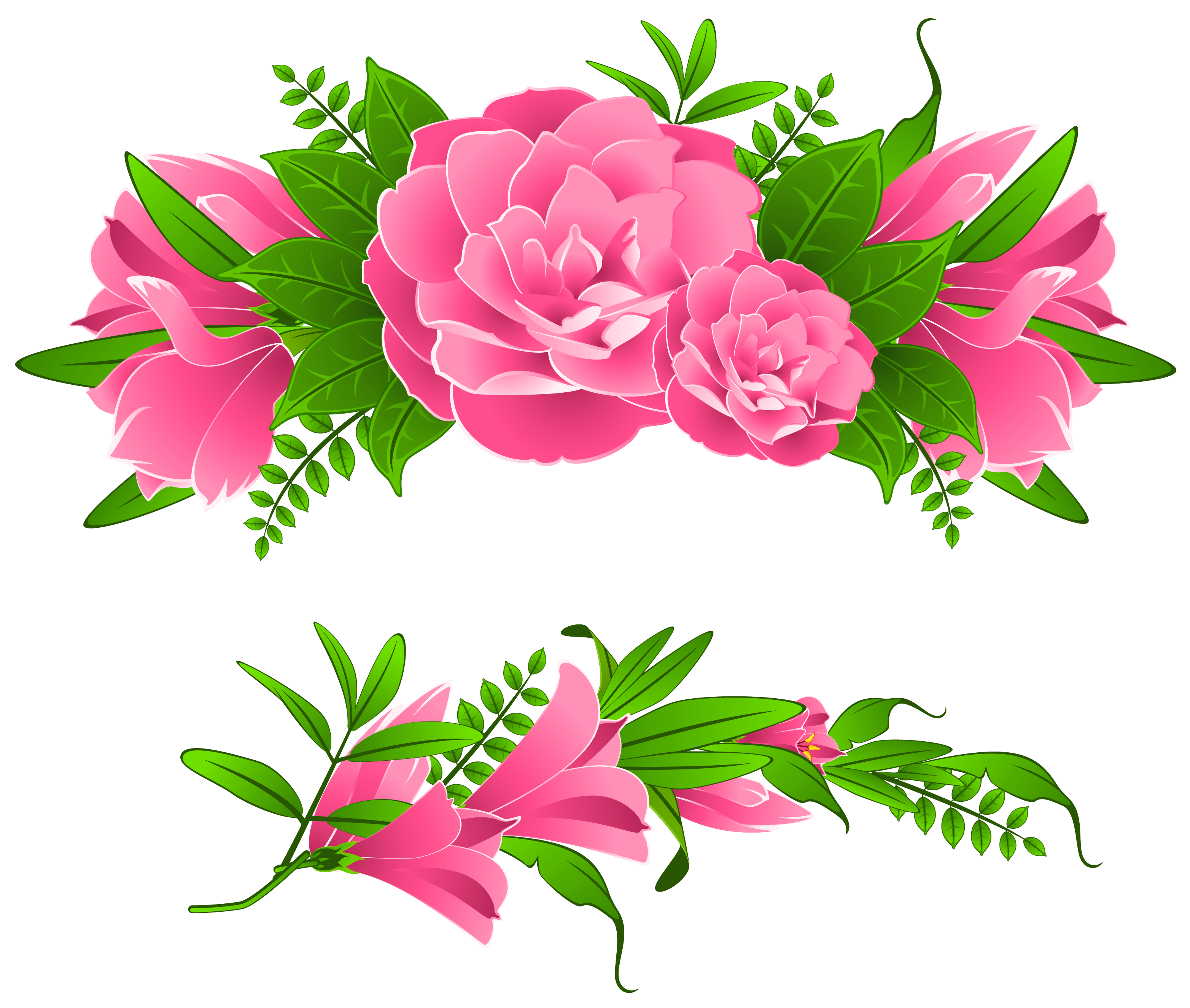 download flowers borders free png photo images and clipart freepngimg rh freepngimg com free pink flower border clip art free pink flower border clip art