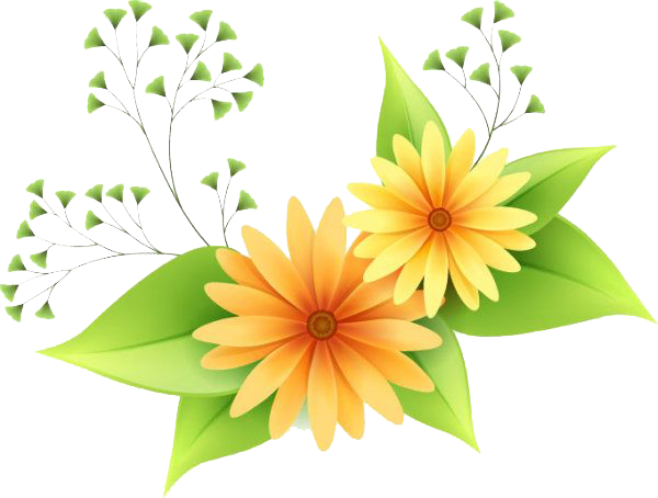 Download Flowers Vectors Png Clipart Hq Png Image In