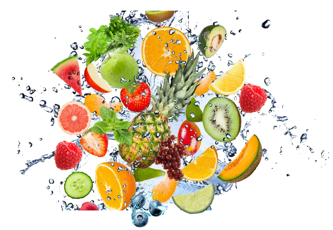 Download Free Fruit Water Splash Png Clipart Icon Favicon
