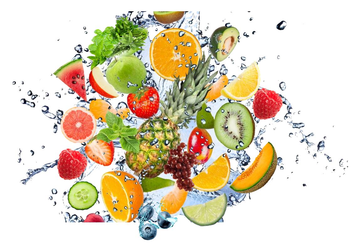 Download Fruit Water Splash Png Clipart HQ PNG Image