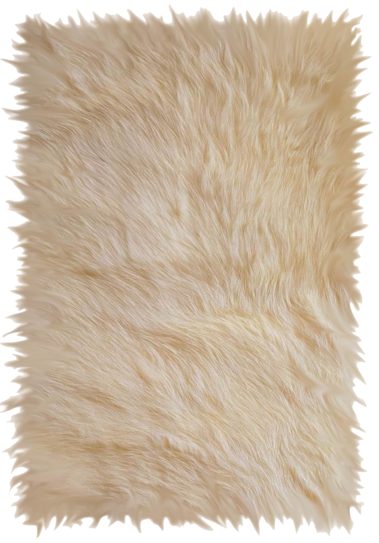 Fur 3D Computer Graphics Modeling Wool Carpet PNG Image