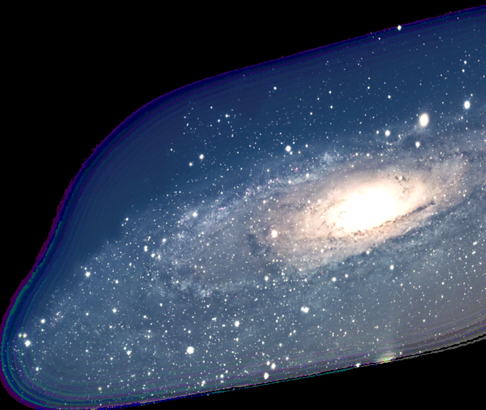 Milky Way Logo Design