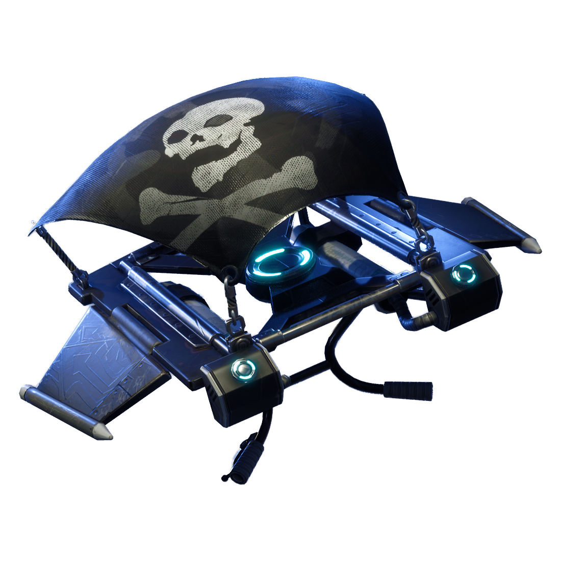 Helmet Bicycle Royale Fortnite Battle Glider PNG Image