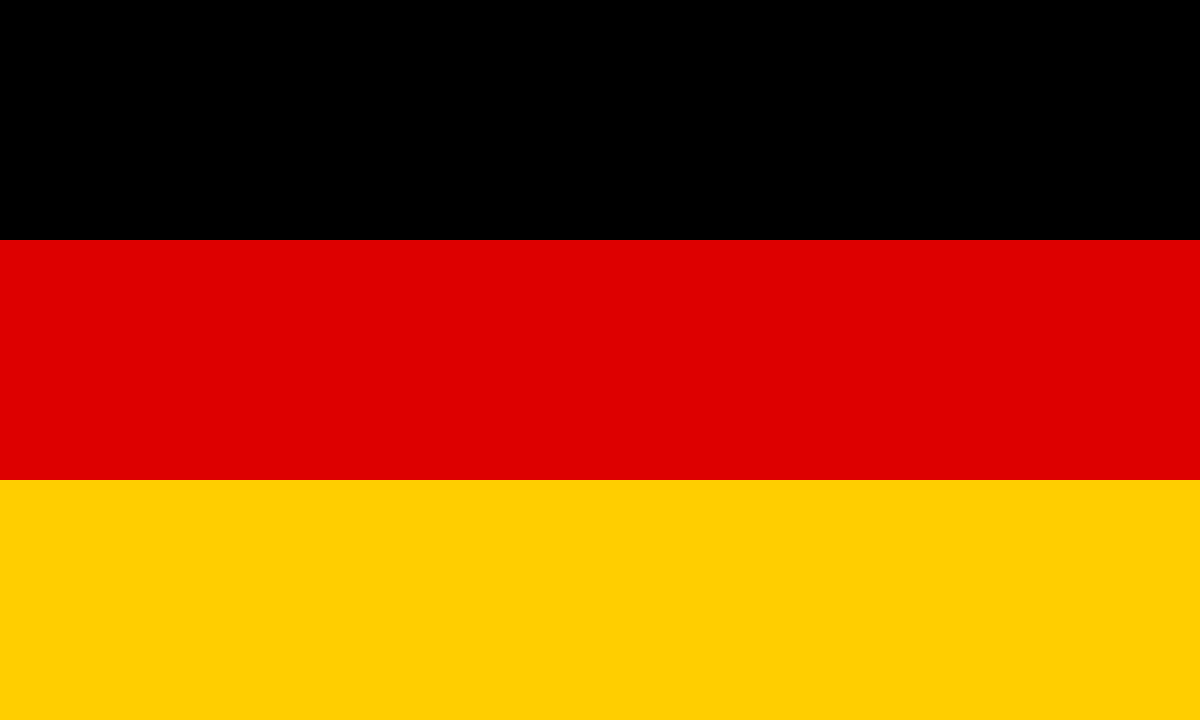 Germany Flag Picture PNG Image